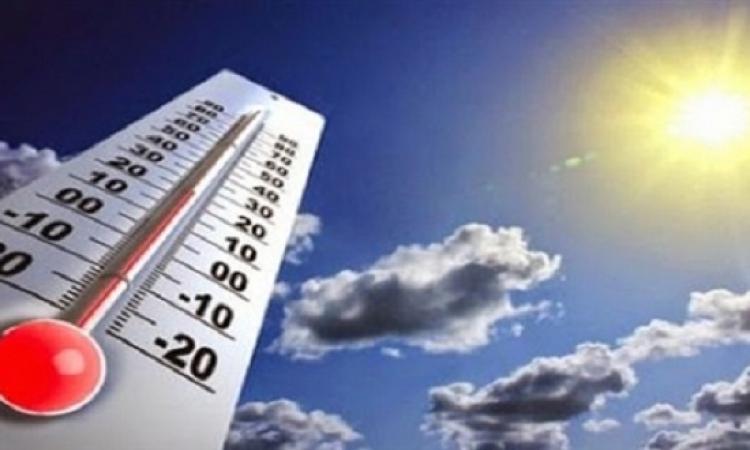 ارتفاع فى درجات الحرارة اليوم والعظمى بالقاهرة 27