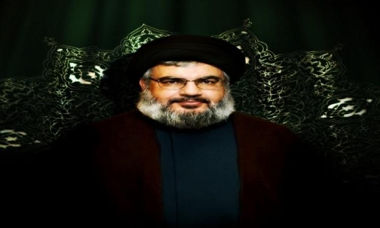 حسن نصر الله يشن هجومًا حادًا على السعودية