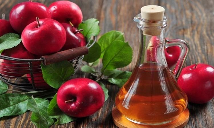 فوائد مذهلة لخل التفاح لجمال شعرك وبشرتك