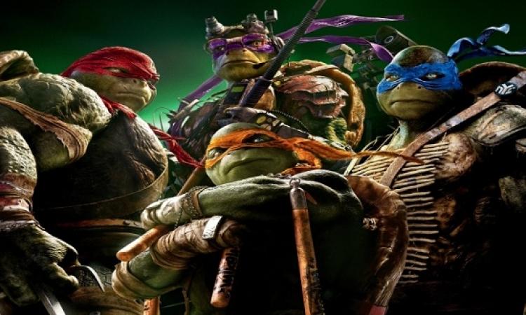 بالفيديو .. طرح إعلان فيلم Teenage Mutant Ninja Turtles