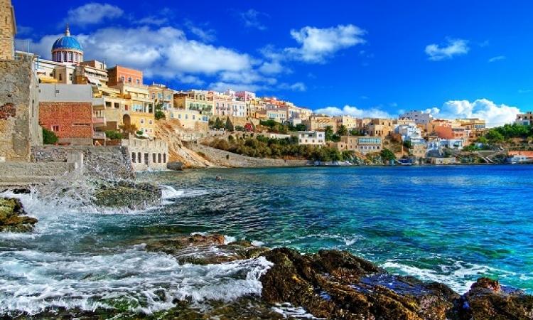 اليونان .. الطبيعة البديعة واماكن لا تتخيل روعتها وجمالها