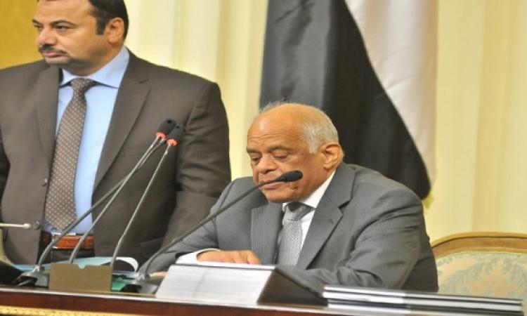 رئيس مجلس النواب يدين حادث المريوطية الإرهابى