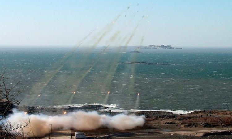 بيونج يانج تمطر بحر اليابان بالصواريخ رداً على عقوبات مجلس الأمن