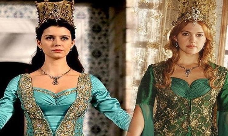 ما هى الفوارق العشرة بين السلطانتين كوسيم وهيام ؟