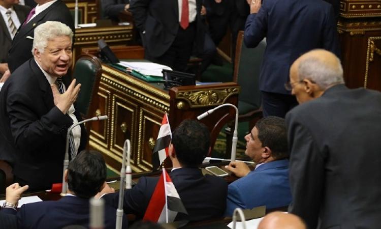 بالفيديو .. مرتضى : قرفان من البرلمان وجديدة حكاية الكشف دى !!