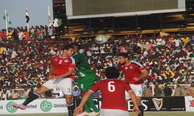 المواعيد المقررة لاستقبال جماهير مباراة مصر ونيجيريا