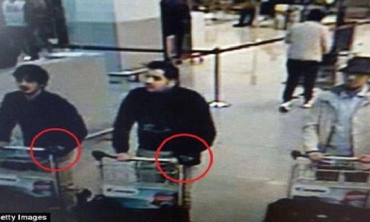 الكشف عن هويات وجنسيات ثلاثة من من منفذى تفجيرات بروكسل