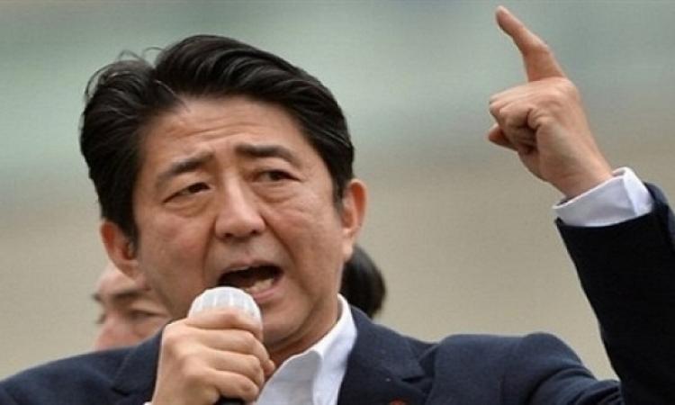 اليابان تحذر كوريا الشمالية من القيام بأى أعمال استفزازية