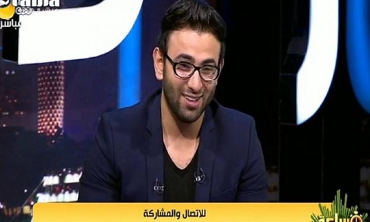 بالفيديو .. فايق لمرتضى : انت بق يا حنفى ودكر صحيح تعالى واضربنى !!