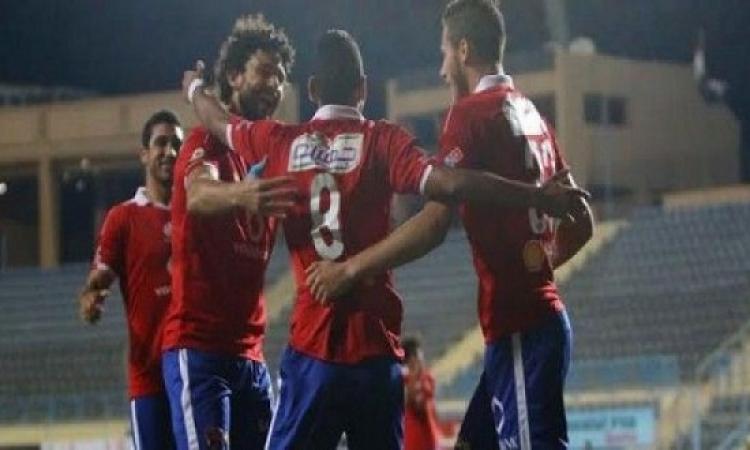 الأهلى يفوز على يانج أفريكانز 1/2 ويتأهل لدورى المجموعات