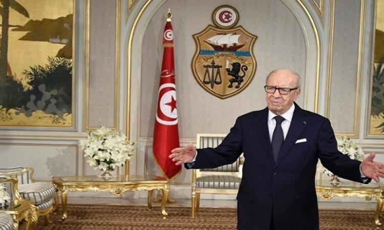 عقب انتهاء خطاب السبسى.. الجيش التونسى يتحرك لحماية المنشآت البترولية