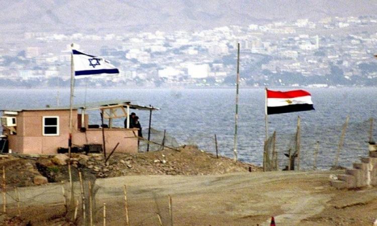 إسرائيل تنهى رفع السور الإلكترونى على الحدود مع مصر.. تعرف على التفاصيل