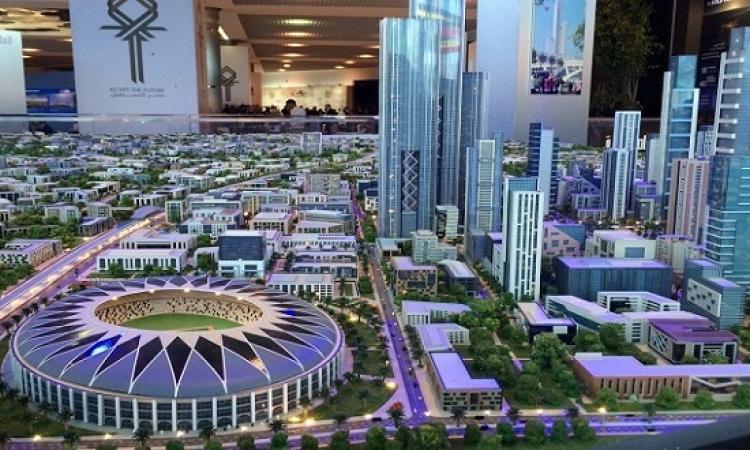 العاصمة الإدارية .. تسجل أعلى نمو بين كل المشروعات العقارية