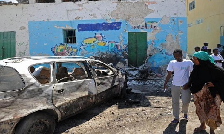 انفجار سيارة مفخخة فى مقديشو يوقع 8 قتلى وجرحى