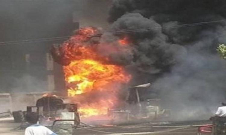 جمعة دامية فى بغداد .. مقتل 4 وإصابة 15 آخرين