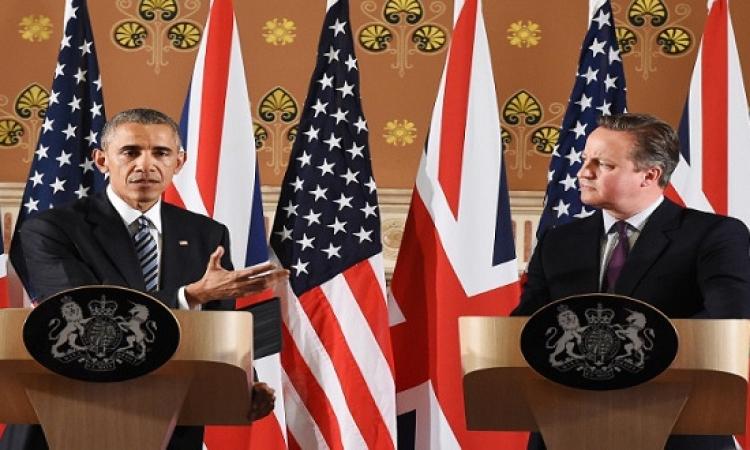 أوباما : من الخطأ استخدام قوات برية للإطاحة بالأسد