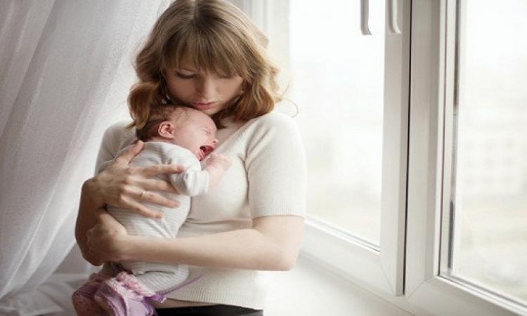 16 سبباً لبكاء مولودك خلال شهوره الأولى