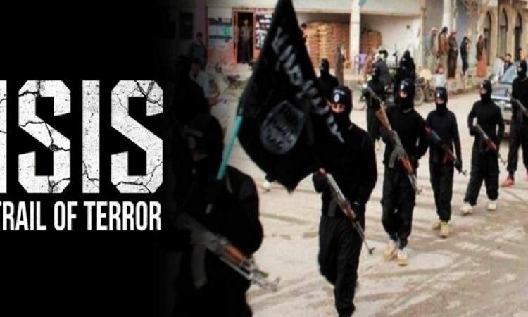 بالصور .. هكذا يتخفى مقاتلو داعش من طائرات التجسس فى سوريا