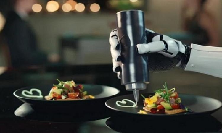 بشرى للسيدات .. روبوت يقوم بجميع أعمال المطبخ