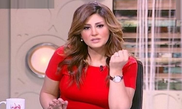 بالفيديو .. انسحاب ريهام نعمان من العاشرة مساءً بعد خناقة على الهوا
