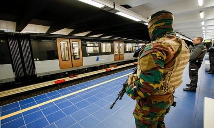 إعادة فتح محطة مترو بروكسل بعد شهر على الهجوم الدامى