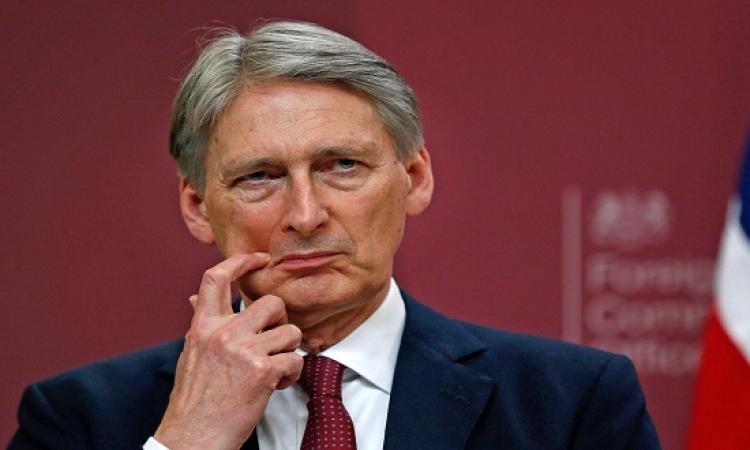 هاموند : محادثات الخروج من الاتحاد الأوروبى تبدأ الأسبوع المقبل