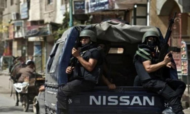 قوات الأمن تنتشر فى 17 محافظة وتطوق مطار القاهرة
