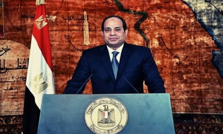 بالفيديو .. كلمة السيسى فى الذكرى الـ 34 لعيد تحرير سيناء