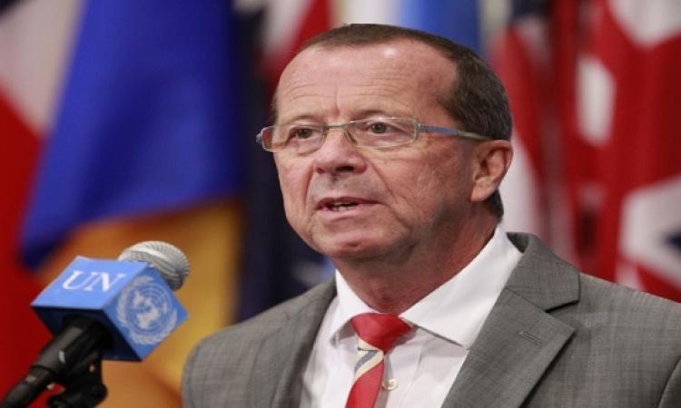 الأمم المتحدة: خلايا نائمة لداعش فى العاصمة الليبية طرابلس
