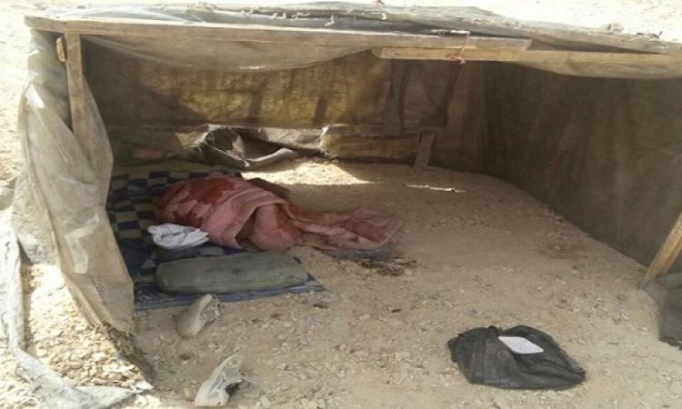 مقتل اثنين من الارهابيين والعثور على مخبأ متفجرات بوسط سيناء