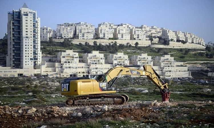 بناء 2600 وحدة استيطانية إسرائيلية بالضفة الغربية