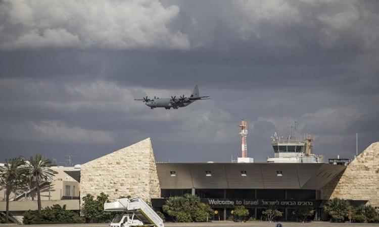 سلاح الجو الإسرائيلى يعترض طائرة ركاب مصرية