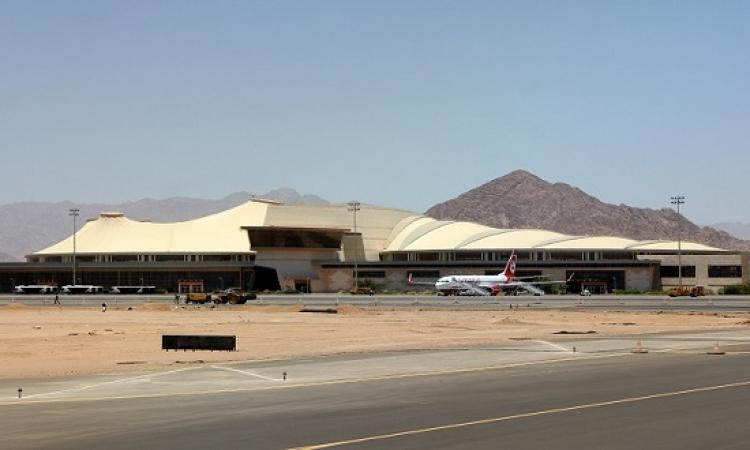 شركة طيران بيلاروسية تستأنف رحلاتها إلى شرم الشيخ