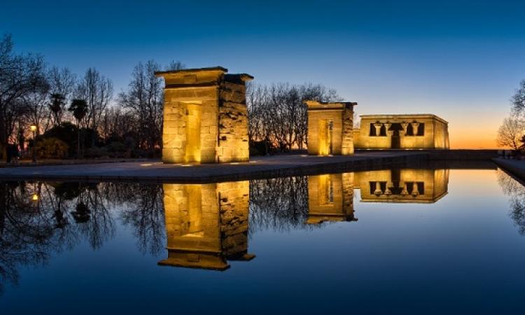 قصة المعبد الفرعونى الذى أهداه عبد الناصر لإسبانيا