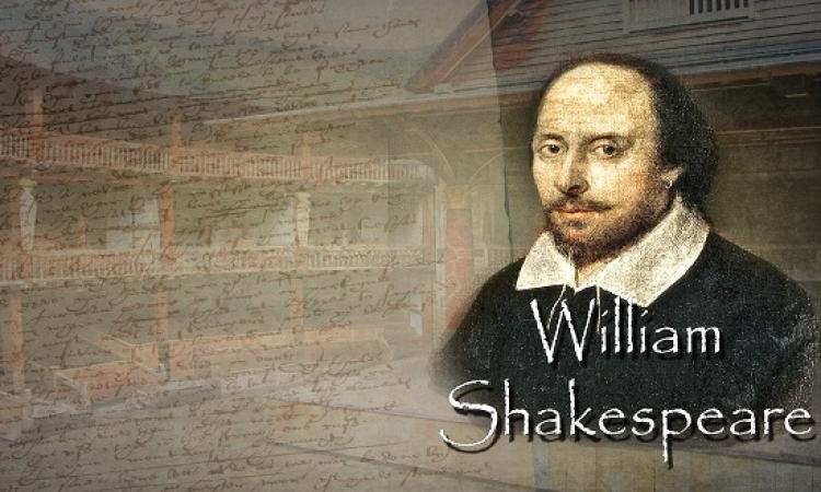 مفاجأة .. شكسبير شخصية وهمية .. تقف وراءها امرأة يهودية !!