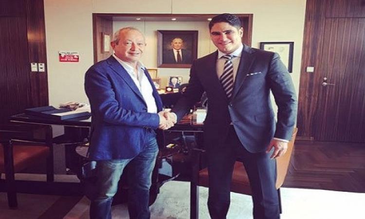 """أحمد أبو هشيمة يشترى قناة """"أون تى فى """"من ساويرس"""