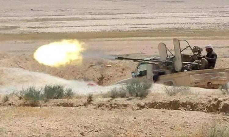 استمرار معارك الرقة .. وداعش يرسل تعزيزات لريفها الشمالى