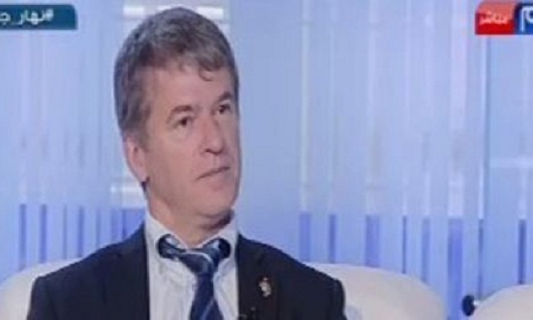 الأمين العام للدفاع والأمن القومى الفرنسى: استقرار مصر مهم للعالم كله