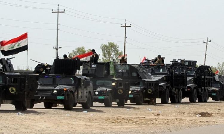 الجيش العراقى يسيطر على الزوية الشرقية فى جزيرة هيت بالأنبار
