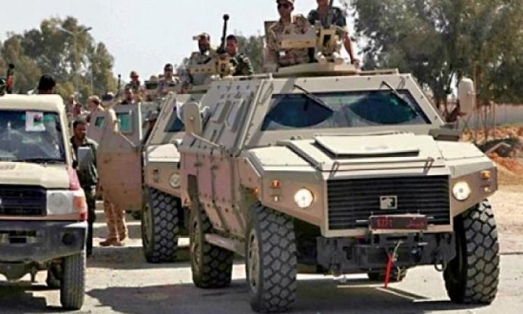 الجيش الليبى يطلق عملية عسكرية موسعة لتحرير درنة من قبضة الإرهابيين