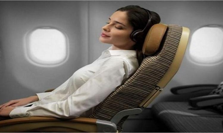 """للمسافرين بالطائرة.. 15 نصيحة لتجنب """"اضطرابات الرحلات الجوية"""""""