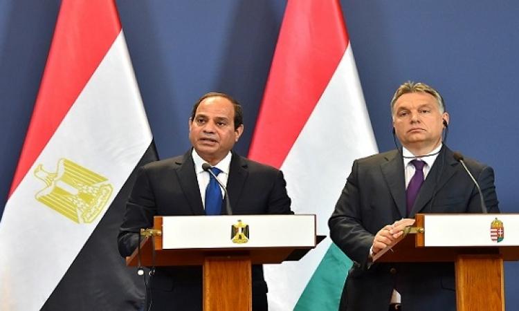 رئيس وزراء المجر يبدأ اليوم زيارة لمصر لحضور منتدى الاعمال المشترك