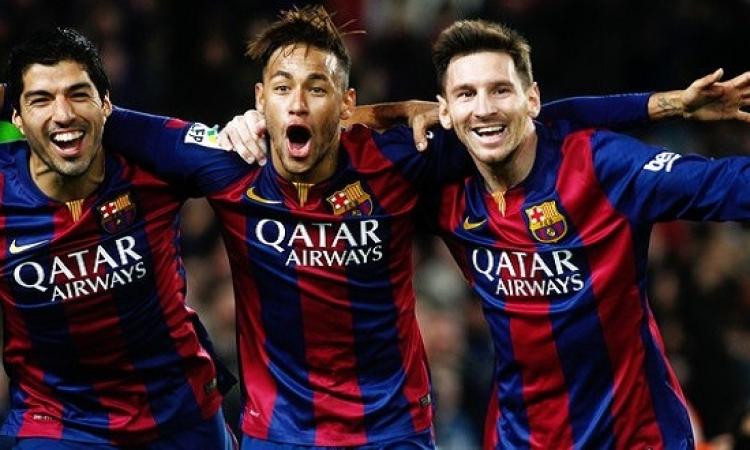 برشلونة يحرز لقب الليجا بعد فوزه على غرناطة بثلاثية نظيفة