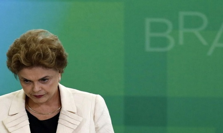 البرلمان البرازيلى يعزل الرئيسة روسيف بأغلبية كبيرة
