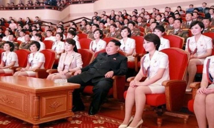 كتائب المتعة .. لترفيه وتسلية زعماء الجيش بكوريا الشمالية