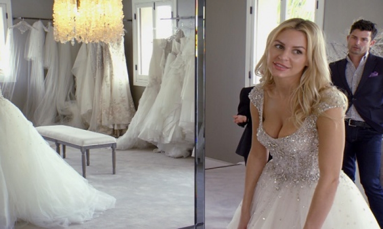 بالصور .. مورجان ستيوارت أميرة فى حفل زفافها بسانتا كلوز