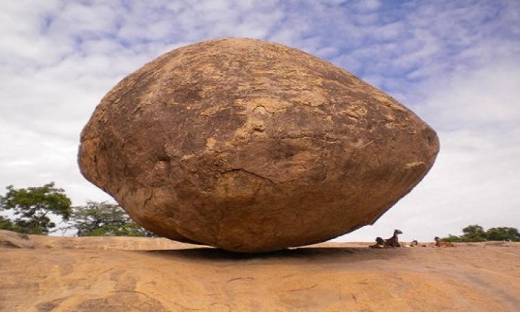 بالصور.. أسطورة سارق الزبدة المتحدية للجاذبية من 1300 سنة