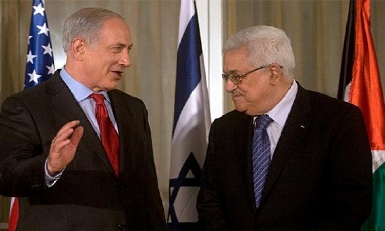 نتنياهو وعباس يرحبان بتصريحات الرئيس السيسى حول عملية السلام