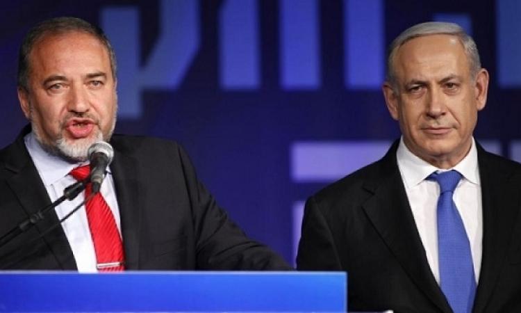 المتطرف ليبرمان ينضم رسمياً إلى حكومة نتانياهو ويصبح وزيراَ للدفاع