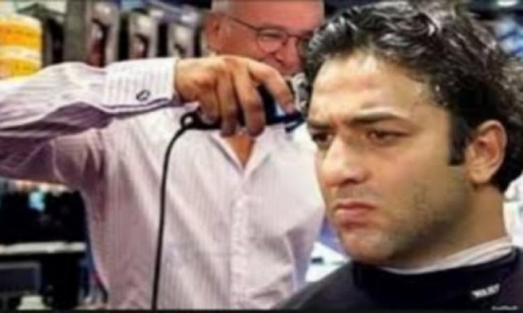 بالفيديو .. ميدو يحلق شعره على هذه القناة حصريًا